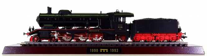 Märklin 3513 – Schlepptender-Dampflok BR 18 der DRG