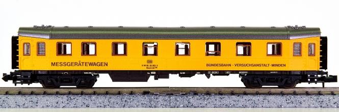 Roco 02258 B (N) – Messgerätewagen der Bundesbahn-Versuchsanstalt-Minden