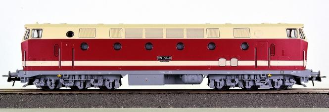 Piko 59930-2 – Mehrzweck-Diesellok BR 119 der DR (DDR), digital (DCC)