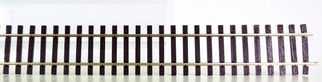 Lenz 45014 (Spur 0) – gerades Flexgleis G4, Länge 914 mm