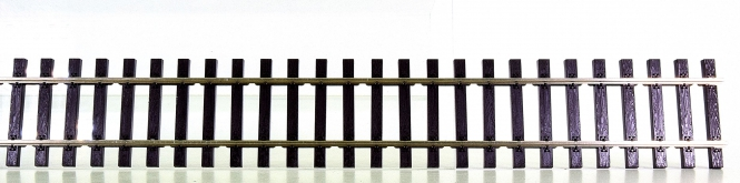 Peco SL700FB (Spur 0) Flexgleis mit Holzschwellen, Code 143, 914 mm lang