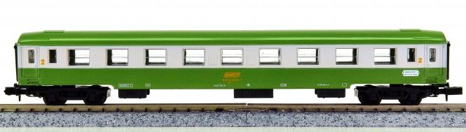 Arnold 3762 – 2. Klasse Eurofimawagen B5 der SNCF