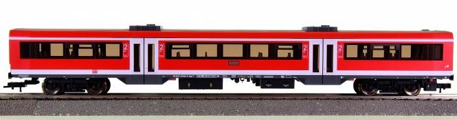 Fleischmann 5654 K – 2. Klasse Nahverkehrswagen moduds der DB AG