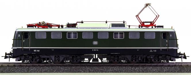 Roco 43965 (AC) – Güterzug-Elektrolok BR E 50 der DB