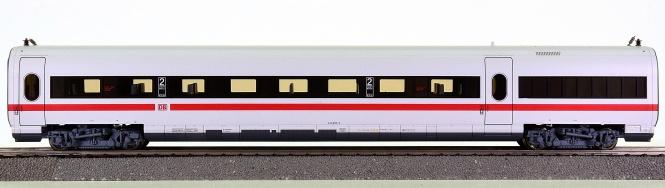 Fleischmann 4465 K – 2. Klasse ICE-T-Mittelwagen mit Neigetechnik der DB AG
