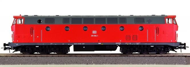 Piko 59938 – Mehrzweck-Diesellok BR 219 der DB AG, digital + Sound