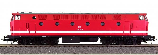 Piko 59939 – Mehrzweck-Diesellok BR 229 der DB AG, digital (DCC)