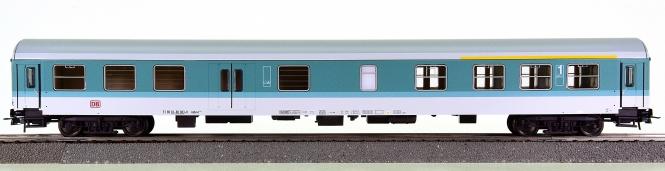 Tillig 74906 (H0) – Reisezugwagen ABDsbd 1./2.Kl. mit Gepäckabteil der DB AG