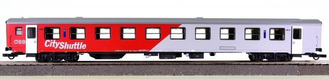 """Roco 64777 – 2. Klasse Nahverkehrswagen """"City Shuttle"""" der ÖBB"""