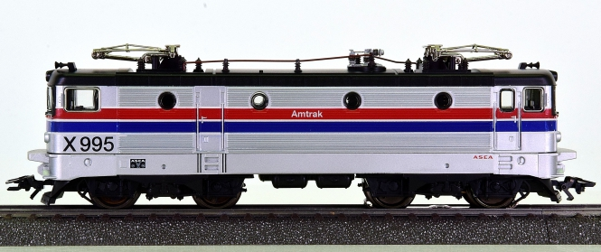 Märklin 83341 – Elektrolok X 995 der Amtrak, digital (Delta)