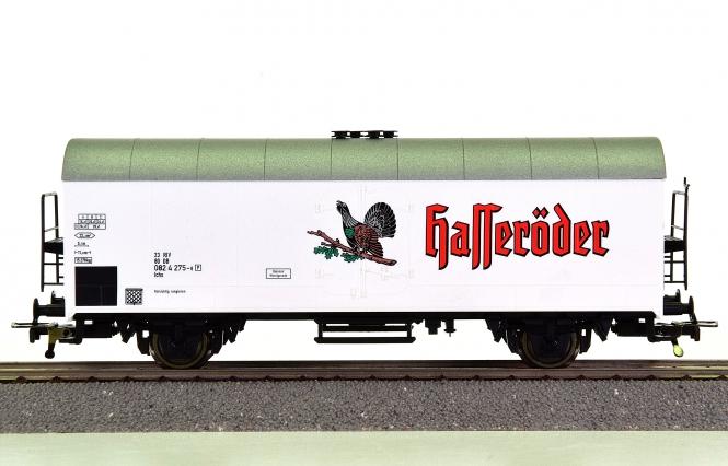 Fleischmann 5326 K – Bierwagen Hasseröder der DB