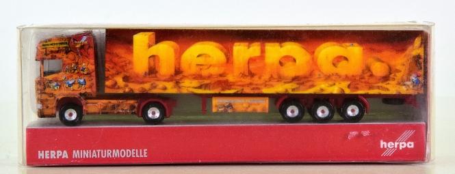 Herpa Monument (N) – Scania 164 TL Kühlkoffer-Sattelzug, Herpa Monument Truck