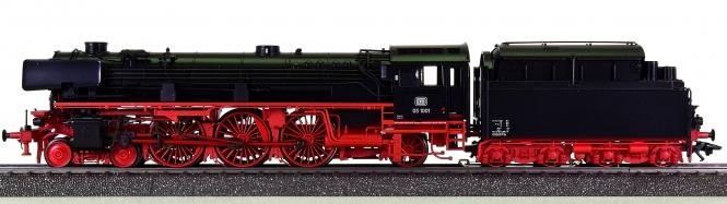 Märklin 37915 – Schlepptender-Dampflok BR 03 der DB, mfx + Sound