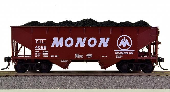 Kadee Cars 7035 – 50' Ton AAR Standard der CIL (Monon)
