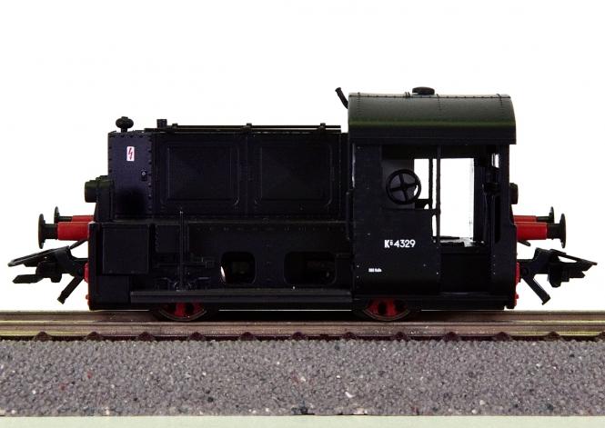 Trix 22213 – Rangier-Diesellok Köf II der DR (DDR), digital (DCC, Sx)