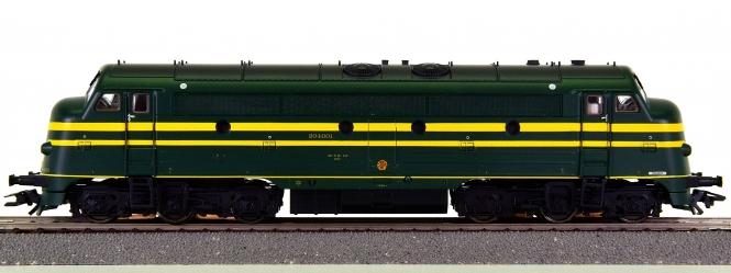 Trix 22672 – Diesellok NOHAB BR 204 der SNCB, digital + Sound