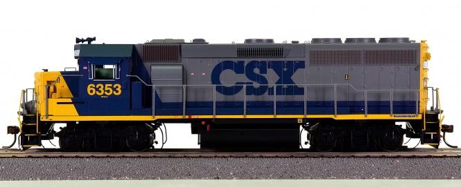 Genesis ATHG40876 - Diesellok EMD GP40-2 der CSX, digital + Sound
