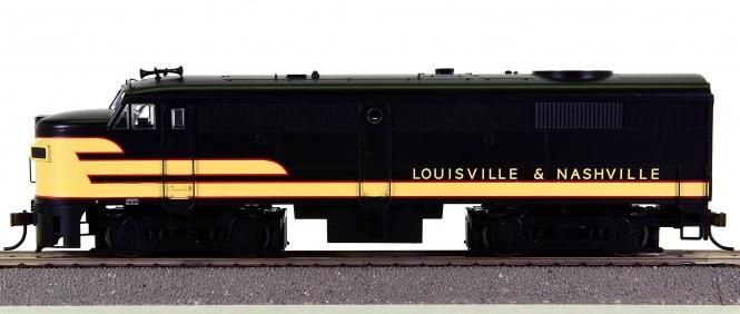 Bachmann 64704 - Diesellok Alco FA2 der Louisville & Nashville, digital + Sound