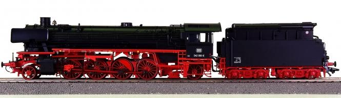 Trix 22374 - Schlepptender-Dampflok BR 042 der DB, digital (DDC) + Sound