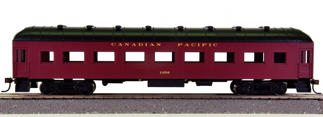 Roundhouse 86632 – Arch-Roof Coach Car der Canadian Pacific (CP)
