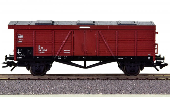 Piko 54839 - Behelfskaliwagen T-v5602 der (D)DR