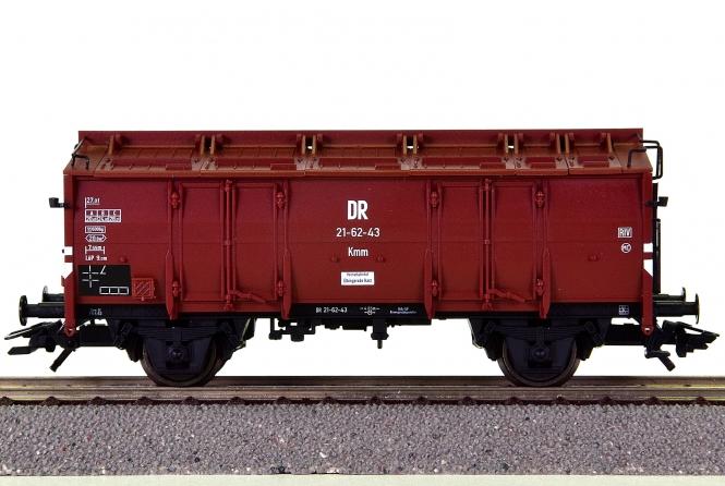 Piko 54438 – Klappedeckelwagen Kmm21 der (D)DR