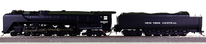Bachmann 50301 - Dampflok 4-8-4 Niagara der New York Central, digital