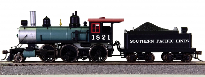 Roundhouse 84783 - Schlepptender-Dampflok 2-6-0 der Southern Pacific Line