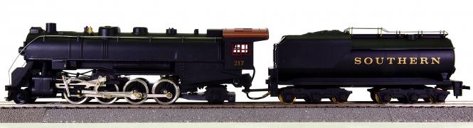Mantua 332-40 - Schlepptender-Dampflok 2-8-2 Mikado der Southern