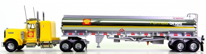 Matchbox KS200/A-M - Kenworth W900 Tanker The Power of Shell