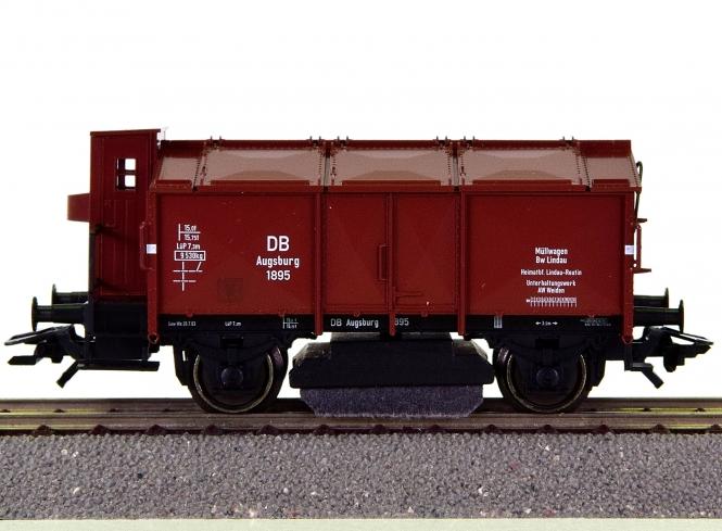 Trix 24050 – Schienen-Reinigungswagen der DB