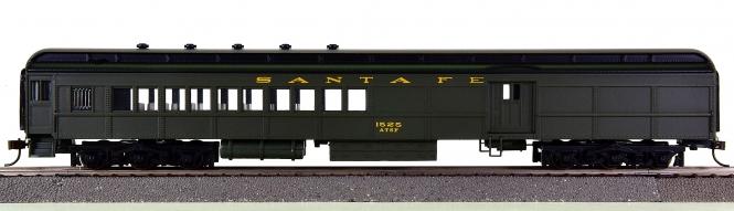 Spectrum 89311 - Combine Car der Santa Fe, mit Innenbeleuchtung