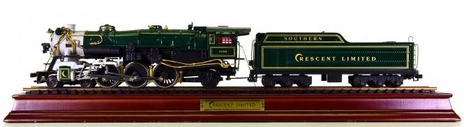 Franklin Mint - Dampflok 4-6-2 Cresent Limited der Southern