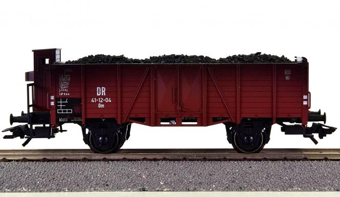 Trix 24128-02 – Offener Güterwagen Om-41 der (D)DR