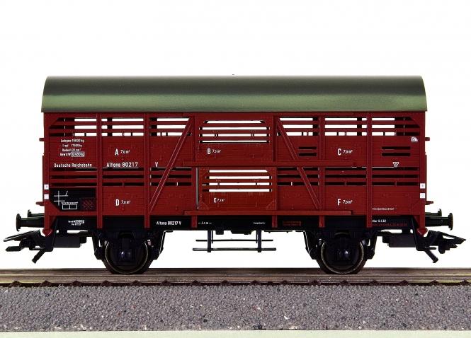 Trix 24319-04 – Verschlagwagen V der DRG