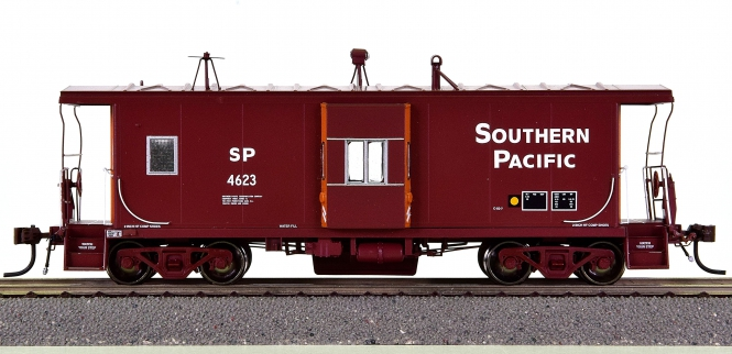 Genesis G63006 – C-50-7 Bay Window Caboose der Southern Pacific, digital