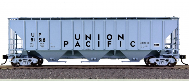 Proto2000 Series 23375 – PS-2CD High Side Covered Hopper der UP