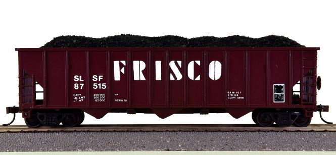 Con-Cor 0001-019313 – 12 Panel 100 Ton Coal Hopper der Frisco
