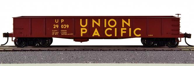 Bowser 40323 – GS Gondola der Union Pacific (UP)