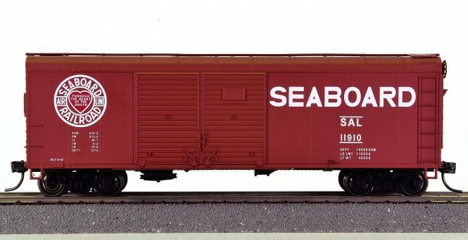 Bowser 41059 – X31a DD Boxcar der Seaboard (SAL)