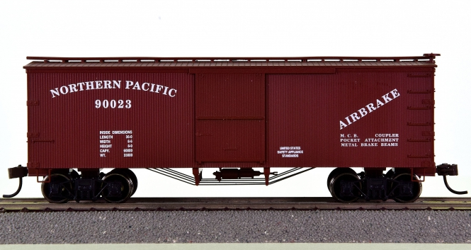 Roundhouse 84170 – 36' Boxcar der Northern Pacific
