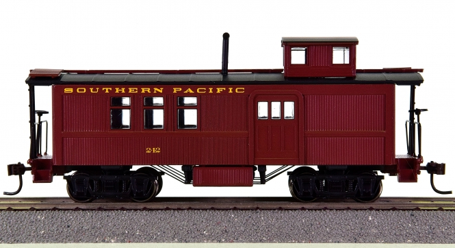 Roundhouse 84329 – Drover´s Caboose der Southern Pacific