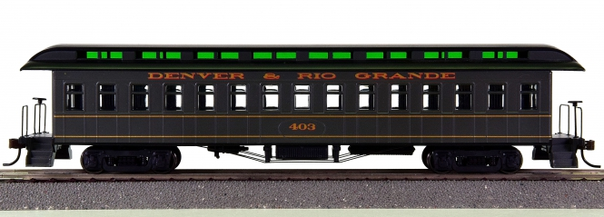 Roundhouse 84803 – Overland Coach der Rio Grande