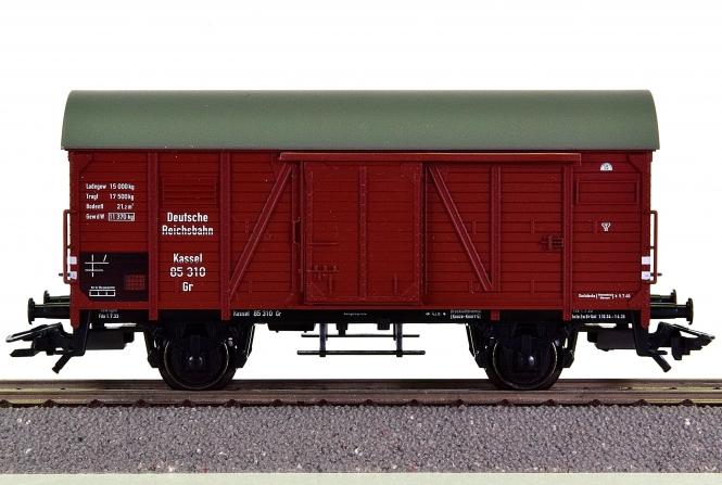 Märklin 4962 - gedeckter Güterwagen Gr der DRG