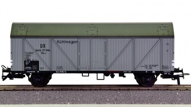 Klein Modellbahn 3202 - Kühlwagen Ths der DRG, mit Trapezdach