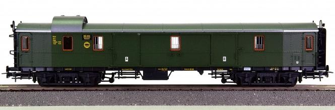 Roco 4220B – Hecht-Gepäckwagen Pw4ü der DRG