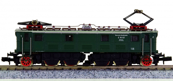 Arnold 2450 – Elektrolok BR E16 (ex. bay. ES1) der DB
