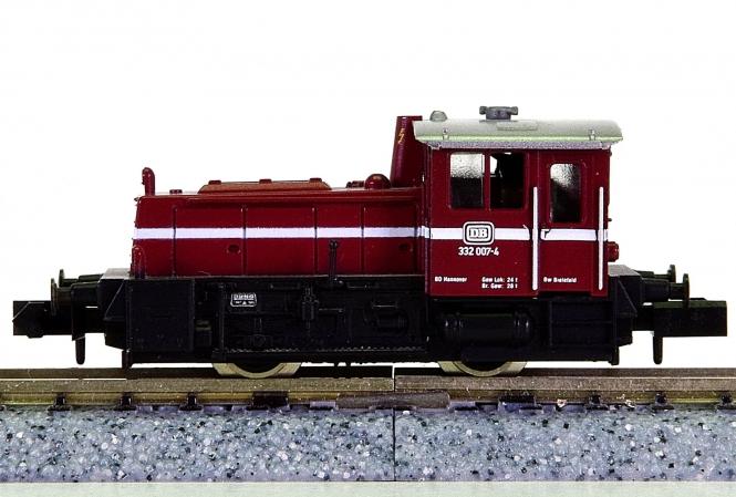 Arnold 2071 – Rangier-Diesellok BR 332 (Köf III) der DB