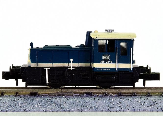 Arnold 2083 – Rangier-Diesellok BR 335 (Köf III) der DB