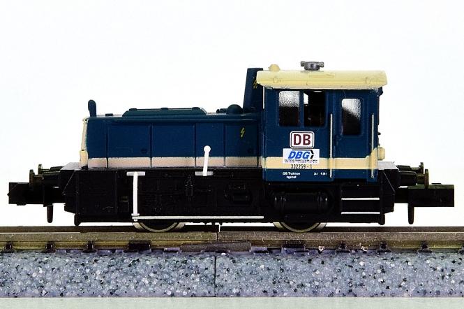 Arnold 2121 – Rangier-Diesellok BR 335 (Köf III) der DB AG / DBG